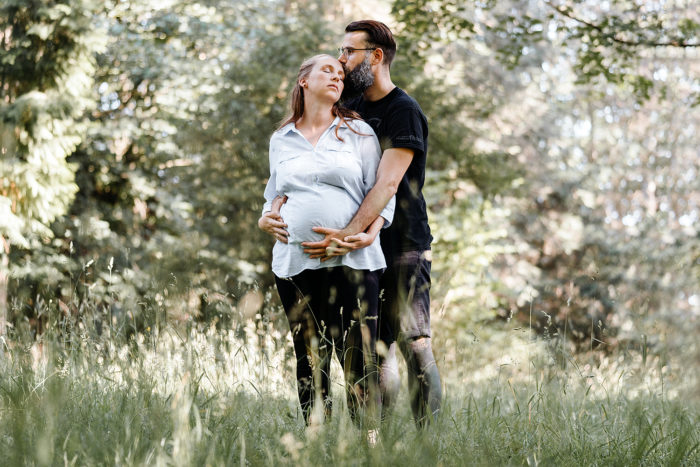 Fotograf Shooting Sonneberg Coburg Familie Babybauch Schwangerschaft